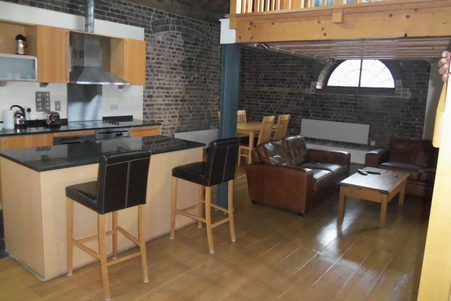 Thumbnail Flat to rent in Port East Apartments., London