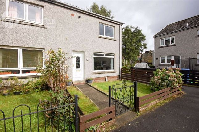 Thumbnail End terrace house for sale in North Douglas Street, Clydebank