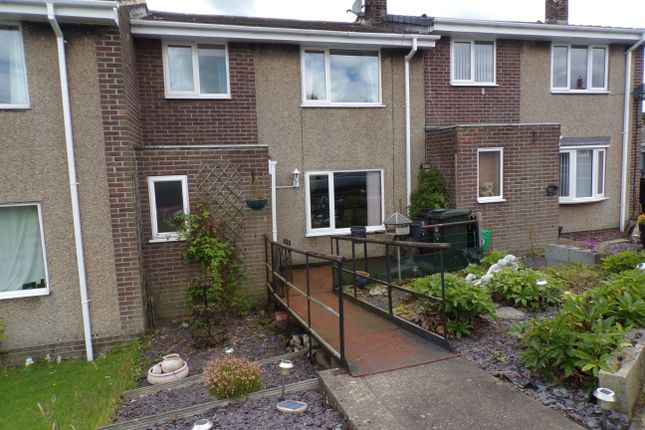 Thumbnail Semi-detached house for sale in Brierley Gardens, Otterburn, Newcastle Upon Tyne