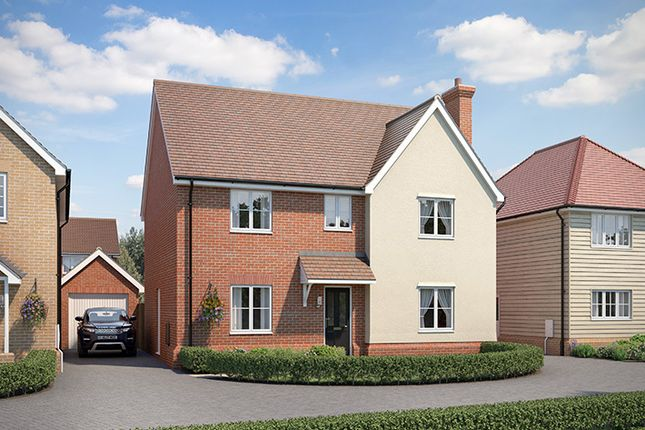 """Thumbnail Property for sale in """"Woodbridge"""" at Wetherden Road, Elmswell, Bury St. Edmunds"""