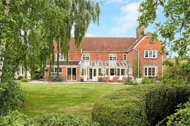 Thumbnail Detached house for sale in Durlett Road, Rowde, Devizes, Wiltshire