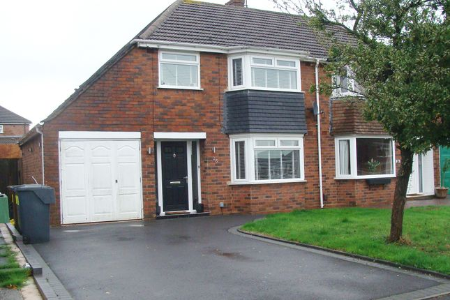 Semi-detached house for sale in Segbourne Road, Rubery