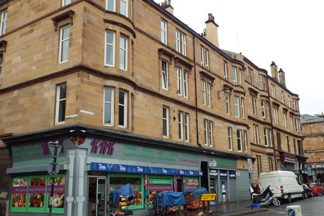 Thumbnail Flat to rent in Woodlands Road, Glasgow