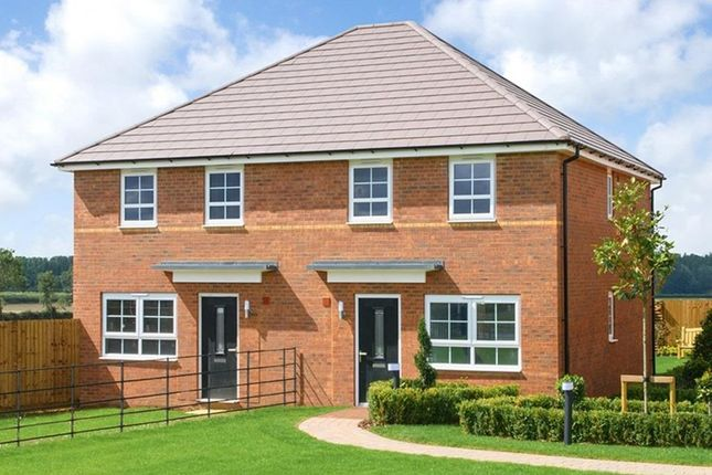 Outside View 3 Bedroom Maidstone Semi Detached Home