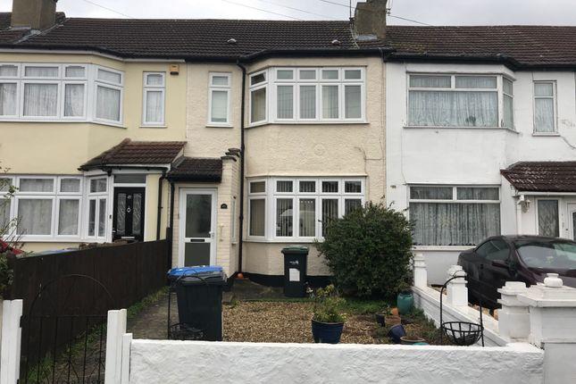 Thumbnail Terraced house for sale in Pembroke Avenue, Enfield