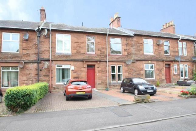 Thumbnail Flat to rent in 3B Fairyhill Road, Kilmarnock