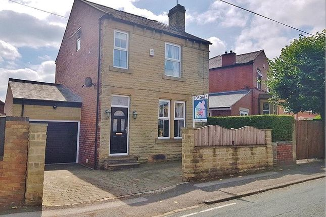 Thumbnail Detached house for sale in Manor Road, Ossett