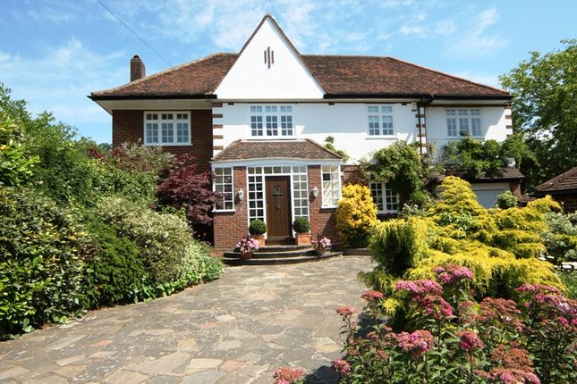 Thumbnail Detached house for sale in Oldfield Close, Stanmore