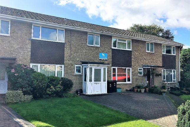 Thumbnail Terraced house for sale in Stirrup Close, Wimborne, Dorset