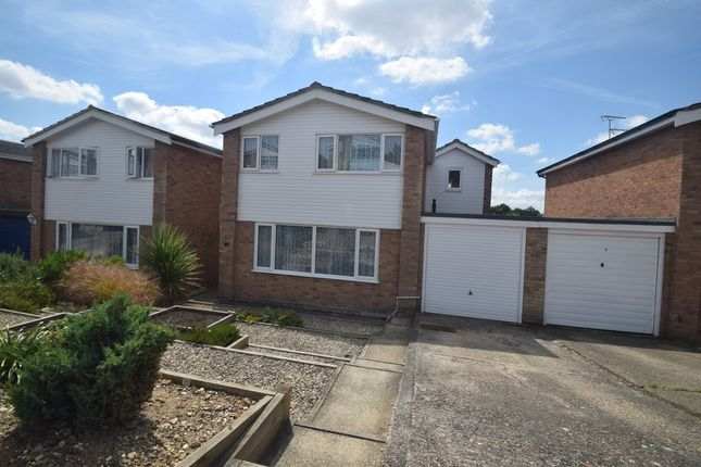 Thumbnail Detached house for sale in Woodthorpe Road, Hadleigh, Ipswich