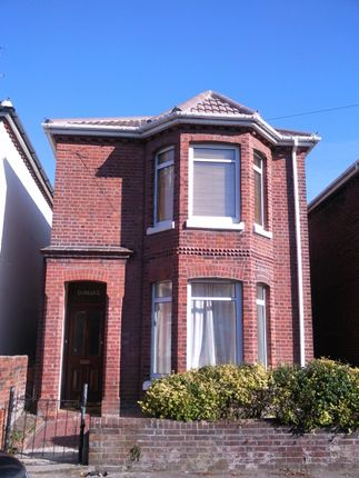 Thumbnail Detached house to rent in Cambridge Road, Southampton