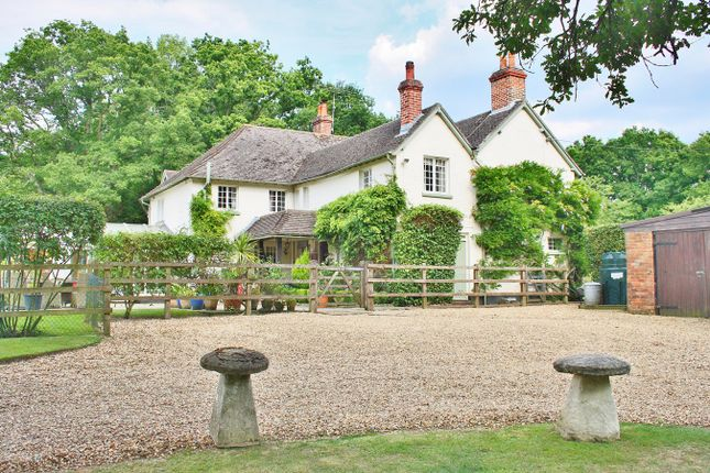Thumbnail Detached house for sale in Forest Lane, Hightown Hill, Ringwood
