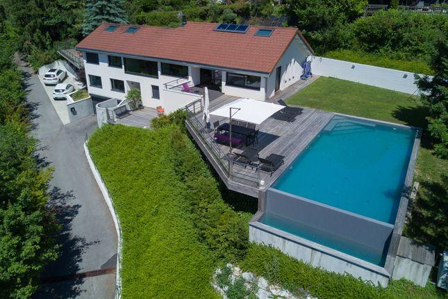 Thumbnail Detached house for sale in Lake Annecy East Side, Annecy-Le-Vieux (Commune), Annecy-Le-Vieux, Annecy, Haute-Savoie, Rhône-Alpes, France