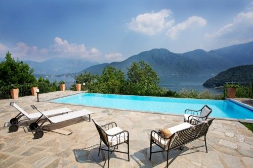 Thumbnail Villa for sale in Como, Lombardy, Italy