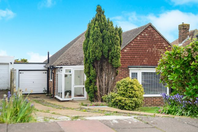 Thumbnail Bungalow for sale in Willingdon Park Drive, Eastbourne