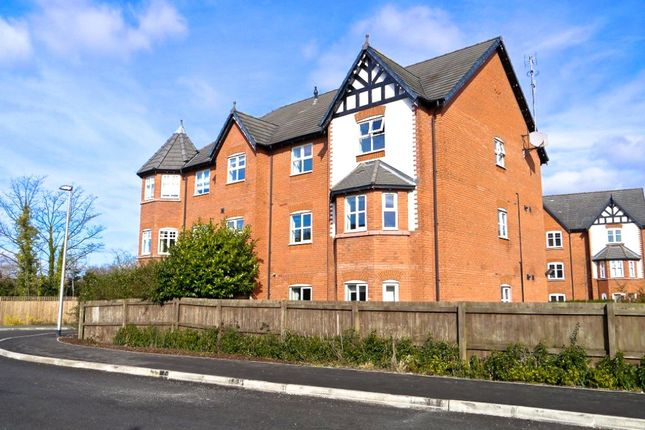 Thumbnail Flat for sale in Newhaven Court, Nantwich, Cheshire