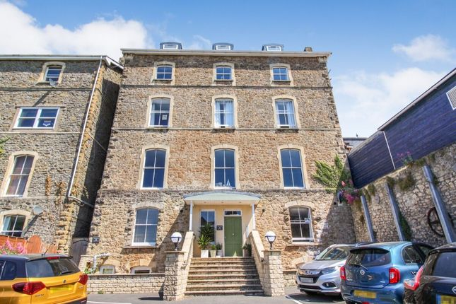 Thumbnail Flat for sale in Hill Road, Clevedon