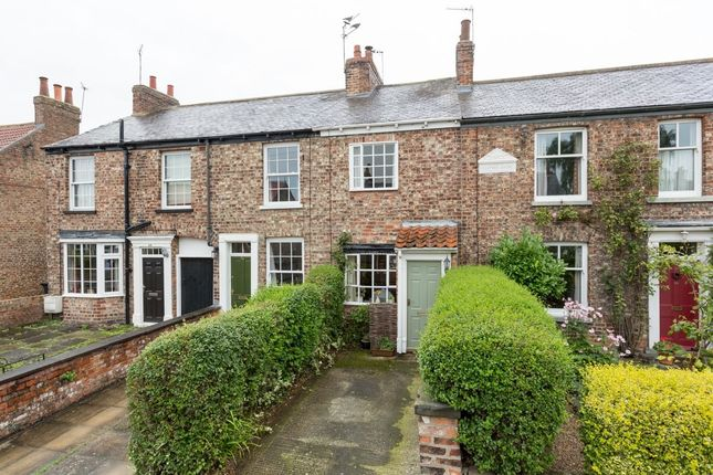 Thumbnail Terraced house for sale in The Old Village, Huntington, York