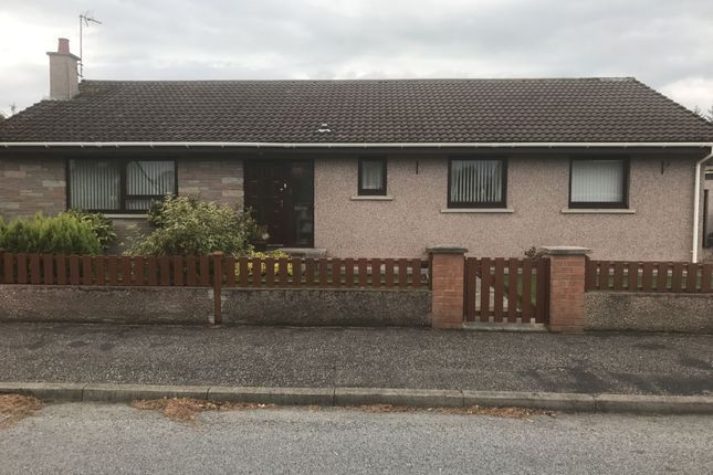 Thumbnail Bungalow to rent in Sunnyside, Culloden Moor, Inverness