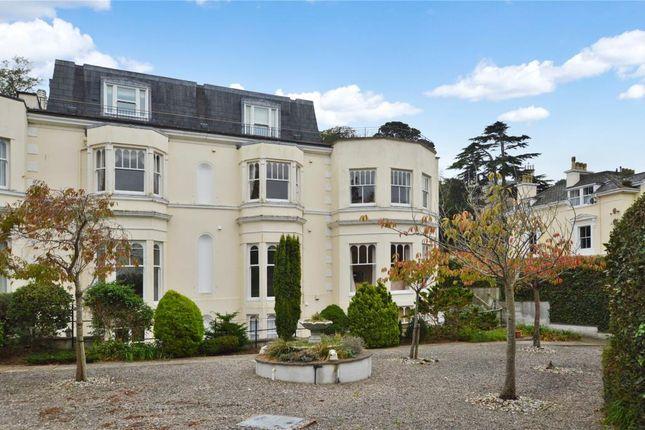 Thumbnail Flat for sale in Fountain House, Torwood Gardens Road, Torquay, Devon