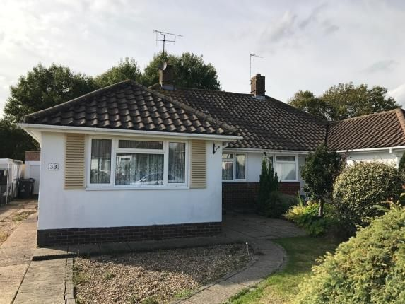 Thumbnail Bungalow for sale in Brookside Ave, Polegate, East, Sussex
