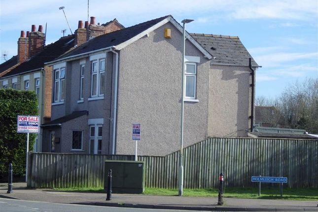 Thumbnail Detached house for sale in Tuffley Lane, Tuffley, Gloucester