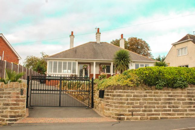 Thumbnail Detached bungalow for sale in Longfield Lane, Ilkeston