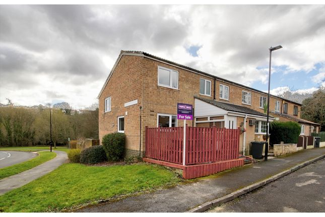 Thumbnail End terrace house for sale in Totley Brook Croft, Totley, Sheffield