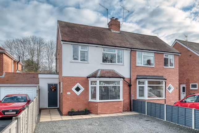 3 bed semi-detached house for sale in Stourbridge Road, Bromsgrove B61