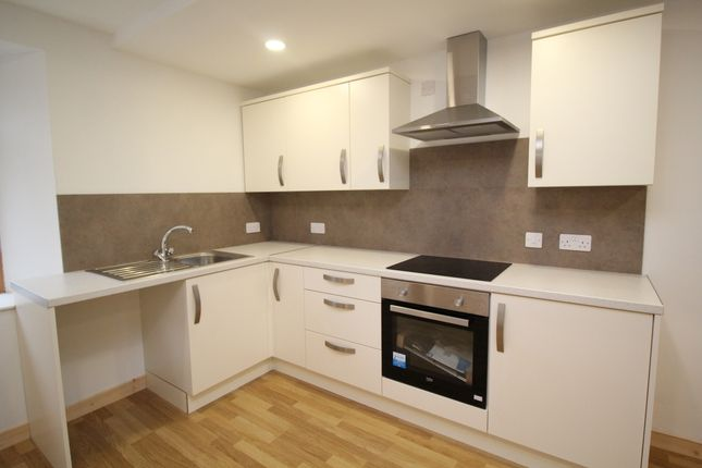 Lounge / Kitchen of Station Road, Forfar, Angus DD8