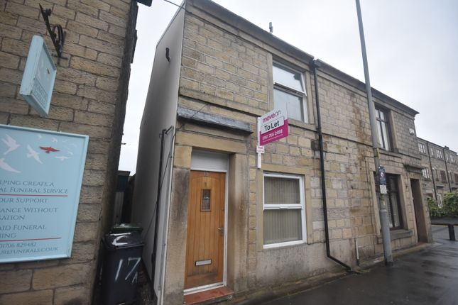 Thumbnail Flat to rent in Bolton Road West, Ramsbottom