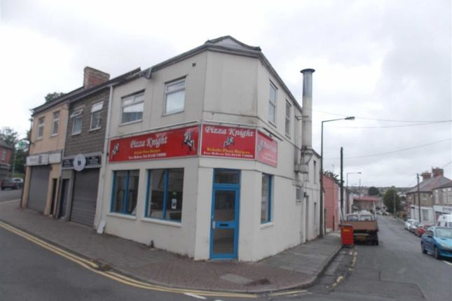 Property for sale in Barry Road, Barry, Vale Of Glamorgan