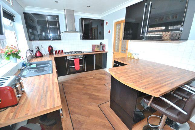 Kitchen of Abbots Close, Hull HU8
