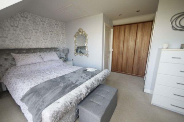 Master Bedroom of Honey Hall Ing, Huddersfield, West Yorkshire HD2