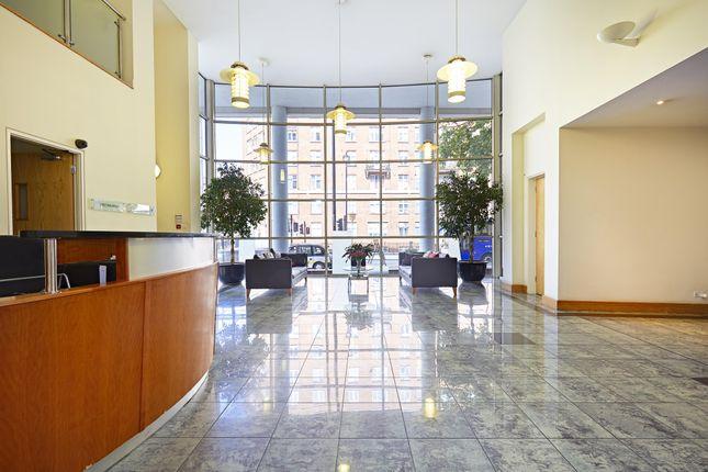 Reception_Entrance To Building