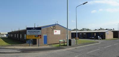 Thumbnail Light industrial to let in Pocklington Industrial Estate, Hampden Road, Pocklington, East Yorkshire