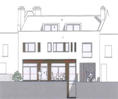 Thumbnail Restaurant/cafe to let in The Imp, Alpha Road, Southville, Bristol