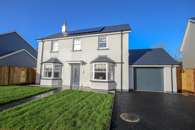 Thumbnail Detached house for sale in Templeton, Narberth