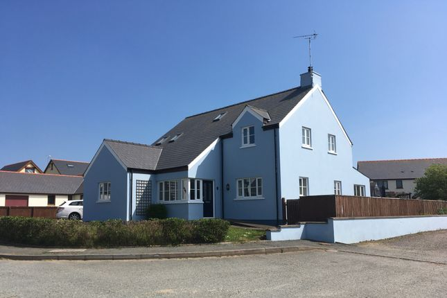 Detached house for sale in Maes Ffynnon, Roch, Haverfordwest