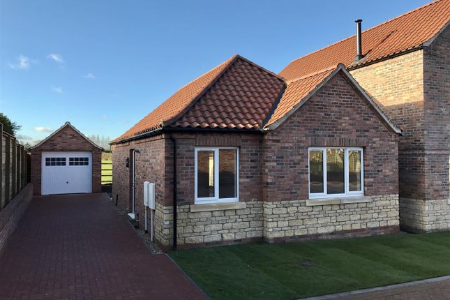 Thumbnail Bungalow for sale in Langar Lane, Harby, Melton Mowbray