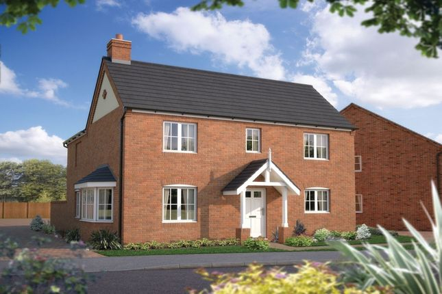 Thumbnail Detached house for sale in Chester Lane, Saighton, Chester