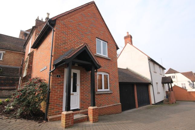 Thumbnail 1 bed link-detached house to rent in Rose Hill Arch Mews, Rose Hill, Dorking