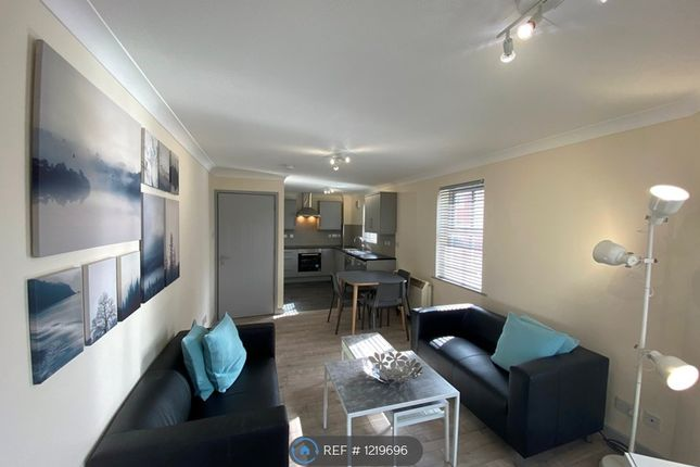 2 bed flat to rent in St. Marys Street, Hulme, Manchester M15