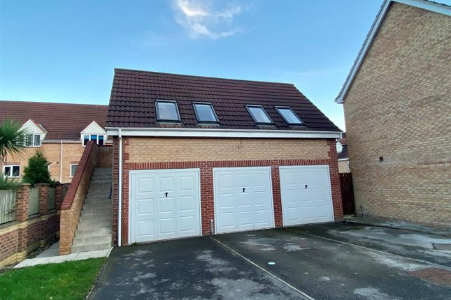 1 bed detached house for sale in Millrise Road, Mansfield NG18