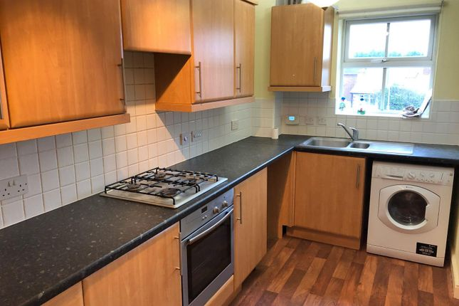 Thumbnail Flat to rent in Spindle Court, Mansfield