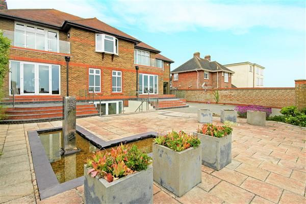 Thumbnail Detached house to rent in Marine Drive West, Barton-On-Sea, Christchurch
