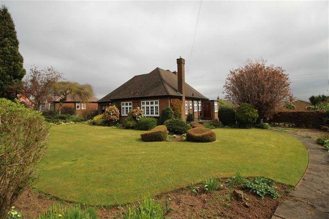 Thumbnail Detached bungalow for sale in Crich Lane, Belper, Derbyshire