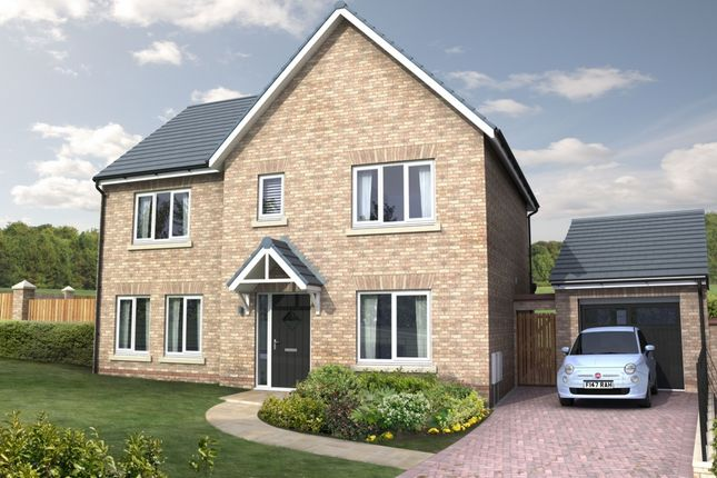 Thumbnail Detached house for sale in Cottier Grange, Prudhoe