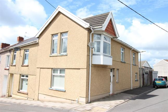 Thumbnail End terrace house for sale in Jenkin Street, Maesycwmmer, Hengoed