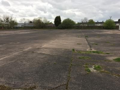 Thumbnail Land to let in Storage Compound, Longton Industrial Estate, Willow Row, Longton, Stoke On Trent, Staffordshire